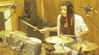 Latin Drum Grooves: cascara y clave...