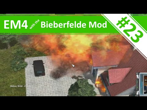 Emergency 4 - Bieberfelde Mod Continuous Gameplay - Ep.23 - Bieberfelde Mod v1.1