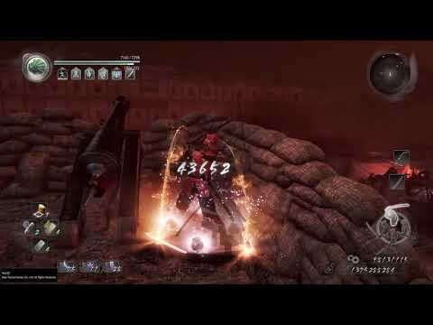 Nioh siege of osaka path through cannons