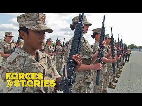 Warrior Women: Making US Marines | Forces TV