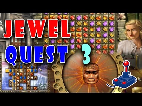 Jewel Quest 3  | Match 3 Games | FreeGamePick