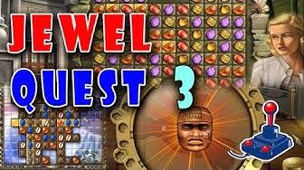 Jewel Quest 3  | Match 3 Games | FreeGamePick