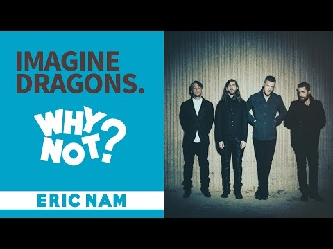 [와이낫] 이매진드래곤스를 만나다 l Imagine Dragons Interview in Seoul X Eric Nam