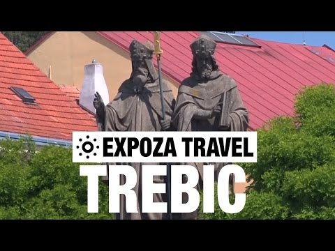 Trebic (Czech Republic) Vacation Travel Video Guide
