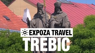 Trebic (Czech Republic) Vacation Travel Video Guide