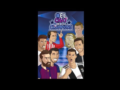 El Chat De La Champions 1 (CRSiente Y El Messias)