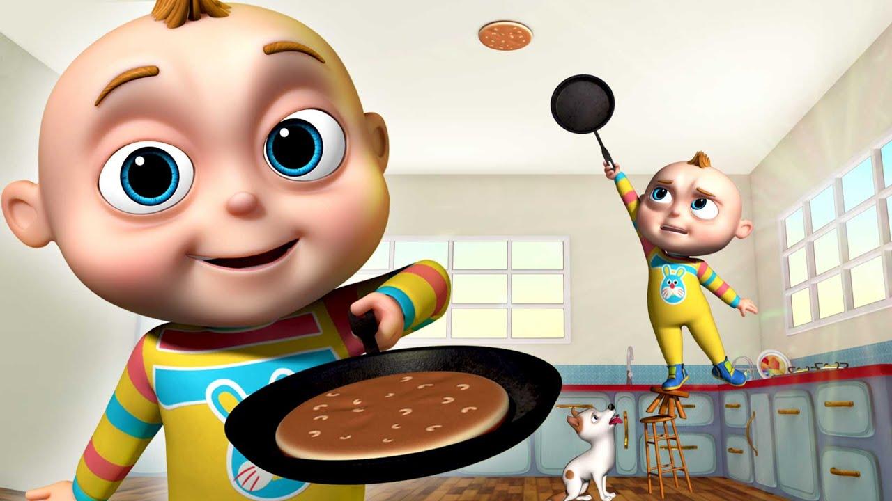 Too Too Boy - Pancake Episode | Cartoon Animation For Children | Videogyan Kids Shows