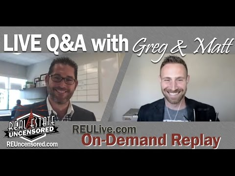 Dealing with Multiple Offers - LIVE Q&A