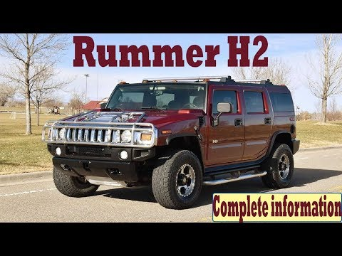 2020 Hummer H2 Review    Price    Redesign    Rumor and Full HD Interior and Exterior Review    2020