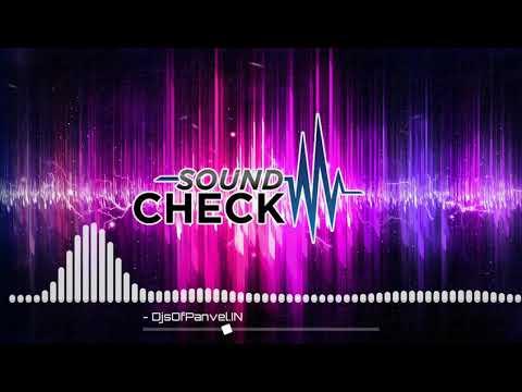 Soundcheck 2018 Theme DJ Aniket & DJ Nagesh