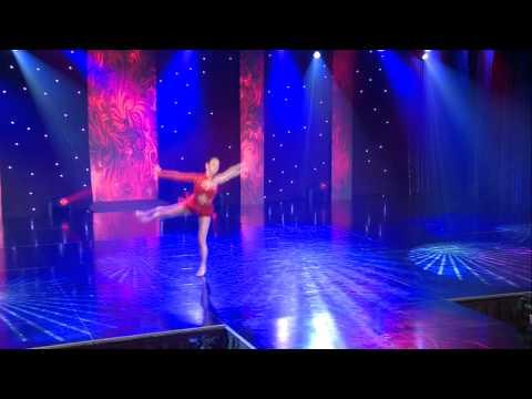 Rachel Sellner   Jr Dance Soloist   United States
