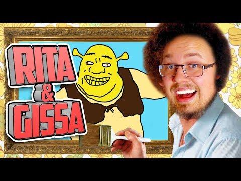 RITA & GISSA MED FIGGEHN & KIMMYPOWER