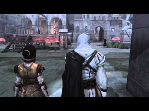 Assassin's Creed - The story of Ezio & Cristina