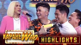 Jhong and Vhong use Ion against Vice | It\'s Showtime KapareWho