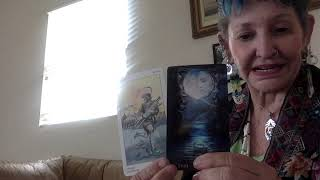 Trump and the Supreme Court ------    Ganga Tarot  -