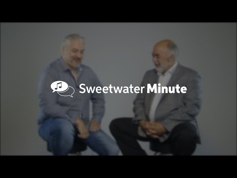 Peter Erskine of Weather Report Interviewed by Sweetwater