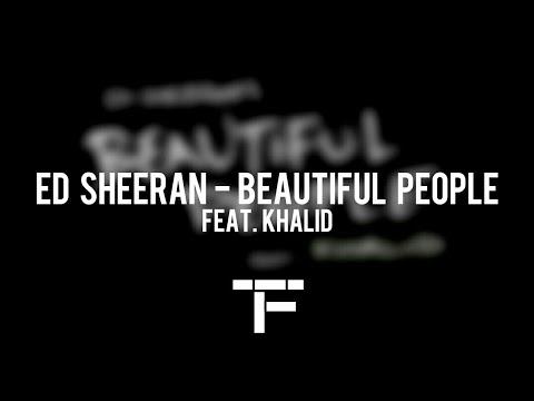 [TRADUCTION FRANÇAISE] Ed Sheeran - Beautiful People (feat. Khalid)