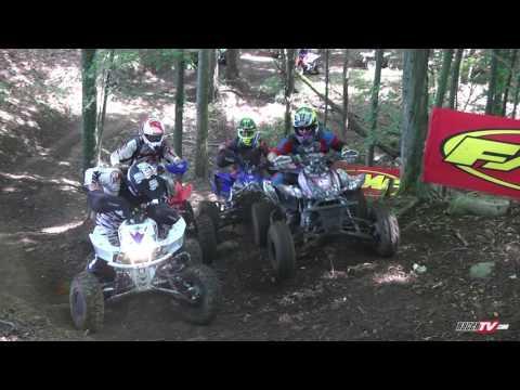 2016 GNCC Round 10   Unadilla ATV Highlights
