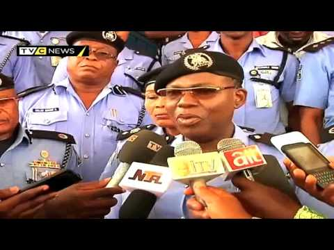 Crime Watch   Nigeria Police Parade suspected Kidnappers  TVC NEWS