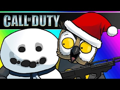 Thumbnail: Cod Zombies Funny Moments - Christmas Warehouse Challenges!