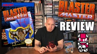 BLASTER MASTER REVIEW - Happy Console Gamer