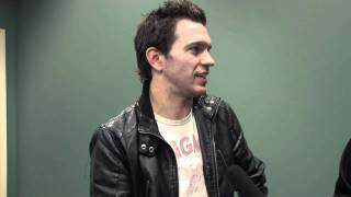 Andy Grammer Interview with Brian Douglas at Madison Theater