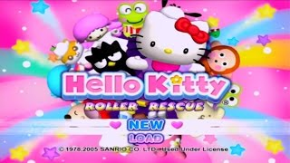 Hello Kitty: Roller Rescue - Any% Speedrun World Record - In 33:00.16