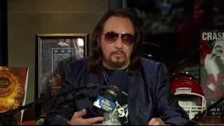 The Artie Lange Show - Ace Frehley (in-studio) Part 1