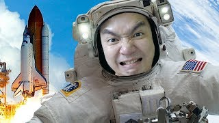 Meledak  Space Frontier Indonesia
