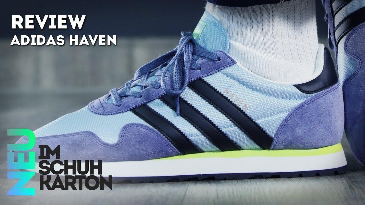 adidas Originals Haven: GreyBlue | Adidas, Adidas sneakers