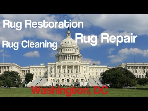 Rug Cleaning, Repair, and Restoration: Washington, DC