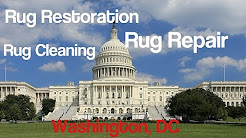 Rug Cleaning, Repair, and Restoration: Washington, DC