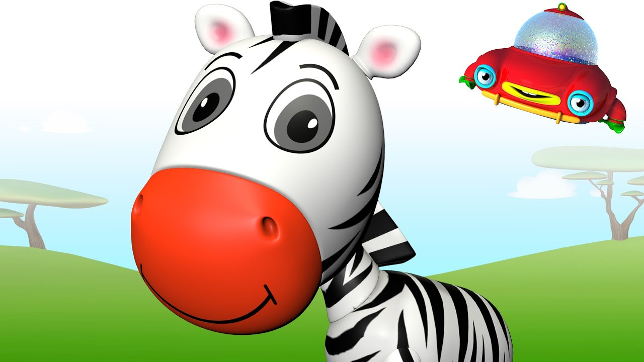tutitu animals animal toys and songs for children zebra youtube - Pictures For Children