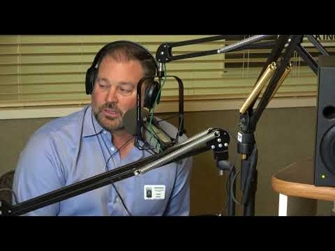 DW Bobst LIVE on the radio on KEXB on Experts in Business