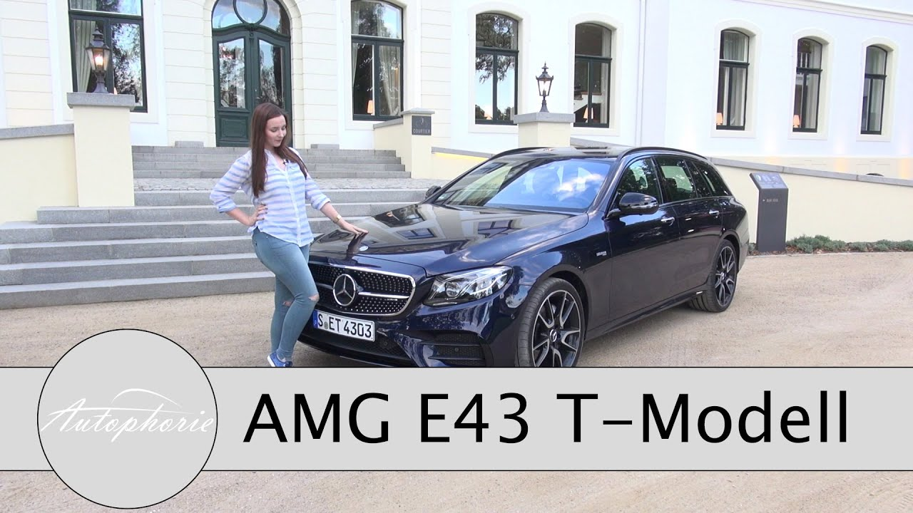 2017 mercedes amg e43 4matic t modell review s213 test english subtitles autophorie. Black Bedroom Furniture Sets. Home Design Ideas