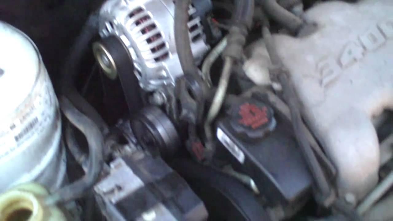 2000 Steering Prix Grand Power Pulley Pontiac
