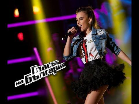 Elena Frayman  - Wild Dances - Team Kamelia - Super Battles 2 - The Voice of Bulgaria 4