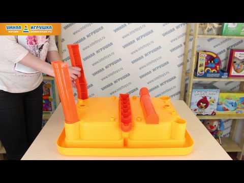 Столик для игр с песком и водой «Водяные приключения» (набор из 12 предметов)