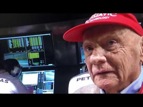 F1 2017 Abu Dhabi GP Niki Lauda post race reaction