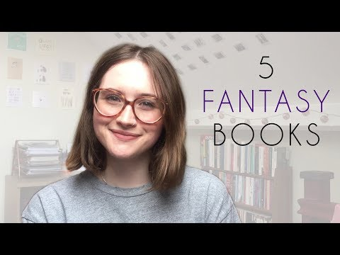 Fantasy And Magical Realism | 5 Book Recommendations
