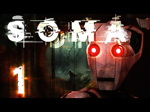 AM I HUMAN? | SOMA - Part 1