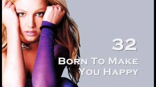 Britney Spears - 50 Greatest Hits