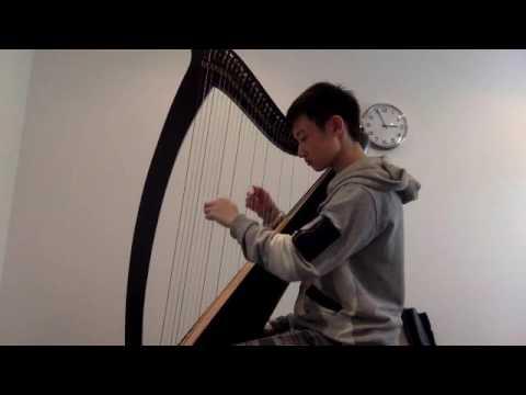 A Tender Feeling (Harp Solo) - Gregory Chan