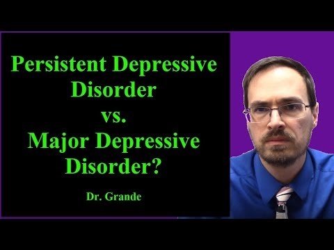 what-is-the-difference-between-persistent-depressive-disorder-and-major-depressive-disorder?