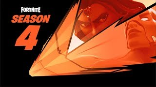 FORTNITE BATTLE ROYALE SEASON 4 OUTFITS AND NEW SUPERHERO THEME -BATTLE PASS SEASON 4!!!