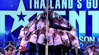 Thailand's Got Talent Season 6 EP2 1/6