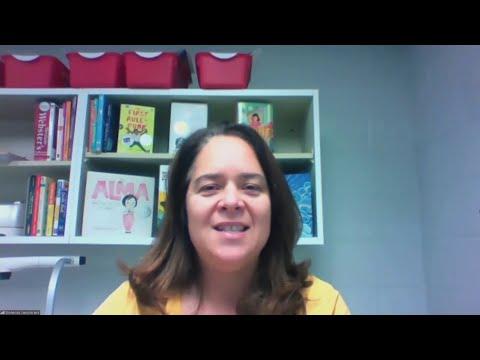 Sheiko Elementary School Principal and Teacher Talk about Establishing More Diverse Reading Program