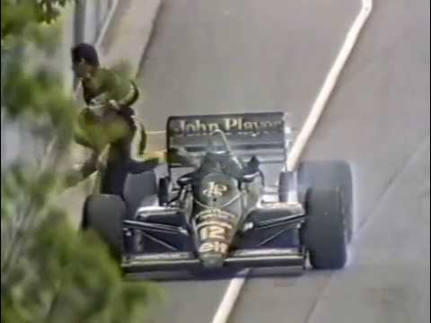 The Adelaide Grand Prix 1986