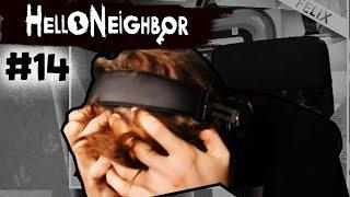 NICHT ANSCHAUEN: Dieses Spiel macht mich krank! | Hello Neighbor #14 | Spielkind Gaming