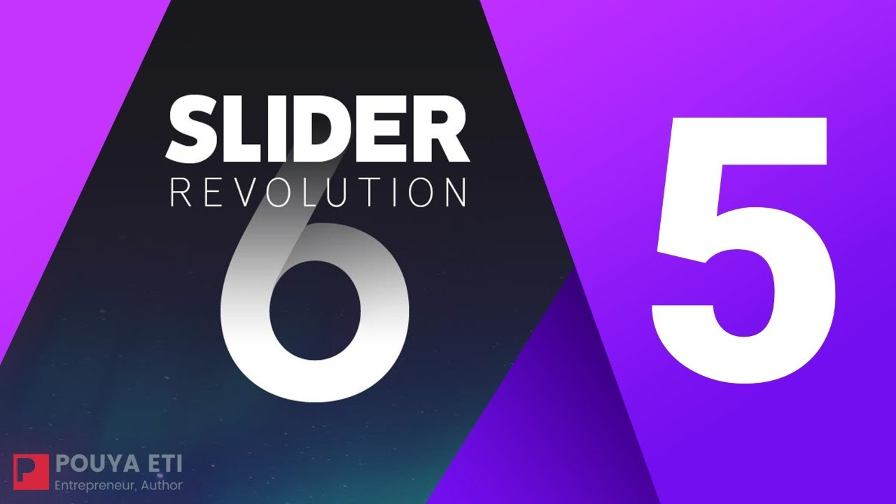 How to Create Slider in WordPress with Slider Revolution 6
